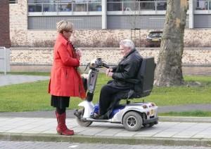 Piet Jonker Samsom in Wheermolen (2)